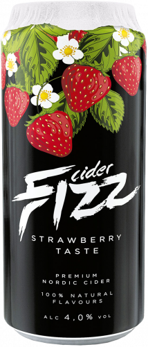 Fizz Strawberry