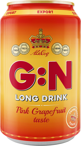 G:N Pink Grapefruit