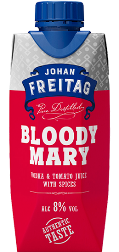 Johan Freitag Bloody Mary